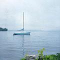 Sailboat by Jill Battaglia