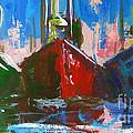 Sailboat by Patricia Awapara