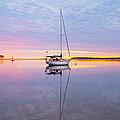 Sailboat Sunrise by Gary McCormick