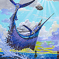 Sailfish Football Off0030 by Carey Chen