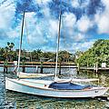 Sailboat Series 01 by Carlos Diaz