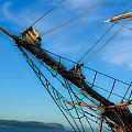 Sailing Away by Jamie Read