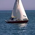Sailing by Bill Richards