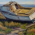 Sailing Days Over by Robert Gerdes