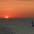 Sailing From The Sun by Erik Tanghe