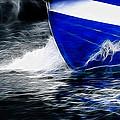 Sailing In Blue by Sotiris Filippou