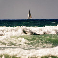 Sailing In California by Doc Braham