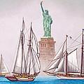 Sailing In Good Company by David Linton