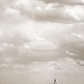 Sailing In New York Harbor - Nautical by Gary Heller