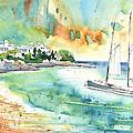 Sailing In Saint Martin by Miki De Goodaboom