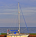 Sailing In Volendam by Elvis Vaughn