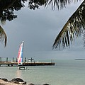 Sailing Key Largo by Christiane Schulze Art And Photography