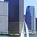 Sailing Past The Skyscrapers by Nishanth Gopinathan