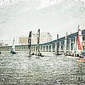 Sailing Sketch Photo by Joan McCool
