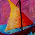 Sailing The Seas by Jon Kittleson