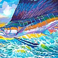 Sailing The Sunset  by Yusniel Santos