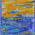 Sailing To St. Thomas by Donna Blackhall
