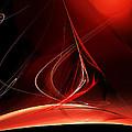 Sailing With The Firewind by Menega Sabidussi
