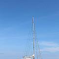 Sailing Yacht by Sergey Lukashin