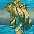Sailor Knot 9 by Ana Maria Edulescu