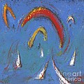 Sails And Kites 5  by Diane STEVENETT