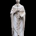 Saint Ambrose by Fabrizio Troiani