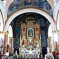 Saint Ana Church. by Vladimir Berrio Lemm