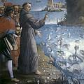 Saint Anthony Of Padua Preaching by Everett