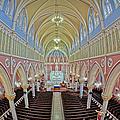 Saint Bridgets Church by Susan Candelario