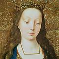 Saint Catherine by Goossen van der Weyden