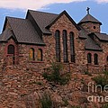 Saint Catherine Of Siena Chapel by John Malone