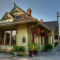 Saint Charles Station by Steve Stuller