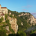 Saint Cirq Panoramic by Brian Jannsen
