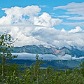 Saint Elias Mountains In Kluane National Park-yk  by Ruth Hager