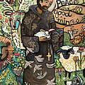 Saint Francis by Jen Norton