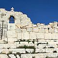 Saint George Ruins by Munir Alawi