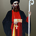 Saint Gregorios Of Parumala by A Samuel
