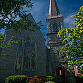 Saint James Episcopal Church by Paul Mangold