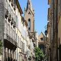 Saint Jean De Malte - Aix En Provence by Christiane Schulze Art And Photography