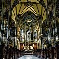 Saint John Cathedral by Aldrich Alonzo