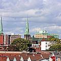 Saint John New Brunswick by Kristin Elmquist