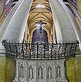 Saint John The Divine Rear Altar View by Susan Candelario
