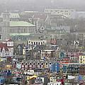 Saint John's. Newfoundland. Canada. by Fernando Barozza