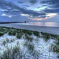 Saint Joseph Michigan Lighthouse by Twenty Two North Photography