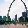 Saint Louis Arch by Tommy Anderson