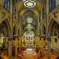Saint Malachy The Actors Chapel  by Susan Candelario