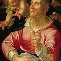 Saint Matthew by Joachim Wtewael