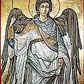 Saint Michael by Filip Mihail