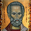 Saint Nicholas by Claud Religious Art