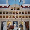 Saint Nicholas Erikousa 1822 by George Katechis